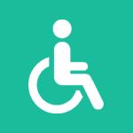 locale acessibile ai disabili